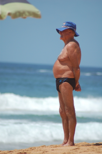 Old Man In Speedos Men S Style And Fashion